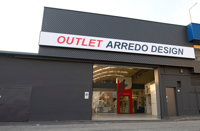 About outlet arredamento design cremona e brescia for Design arredamento outlet