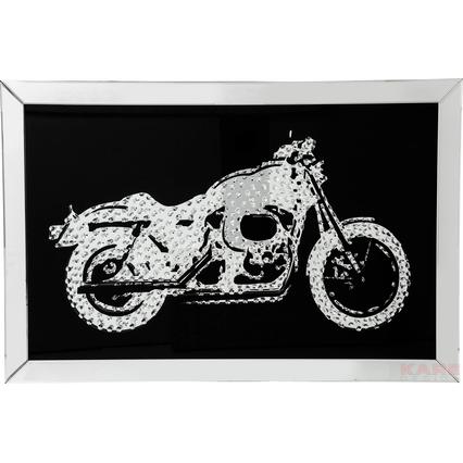 36794 specchio motorbike kare design outlet arredo design brescia vescovato