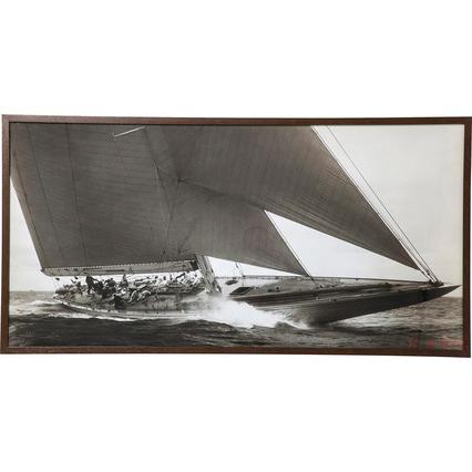 Quadro sailing outlet arredo design - Kare design outlet ...