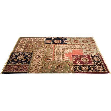 Tappeto persiano patchwork outlet arredo design for Outlet arredamento vescovato