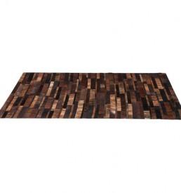 36698 tappeto brick marrone design outlet arredo design brescia vescovato 2