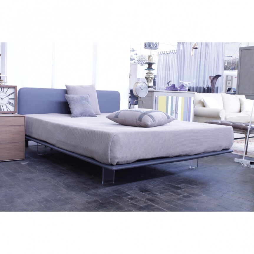 Letto grigio matrimoniale design casa creativa e mobili - Dove comprare un letto matrimoniale ...