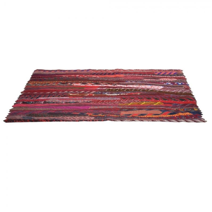 tappeto cravatte patch outlet arredo design