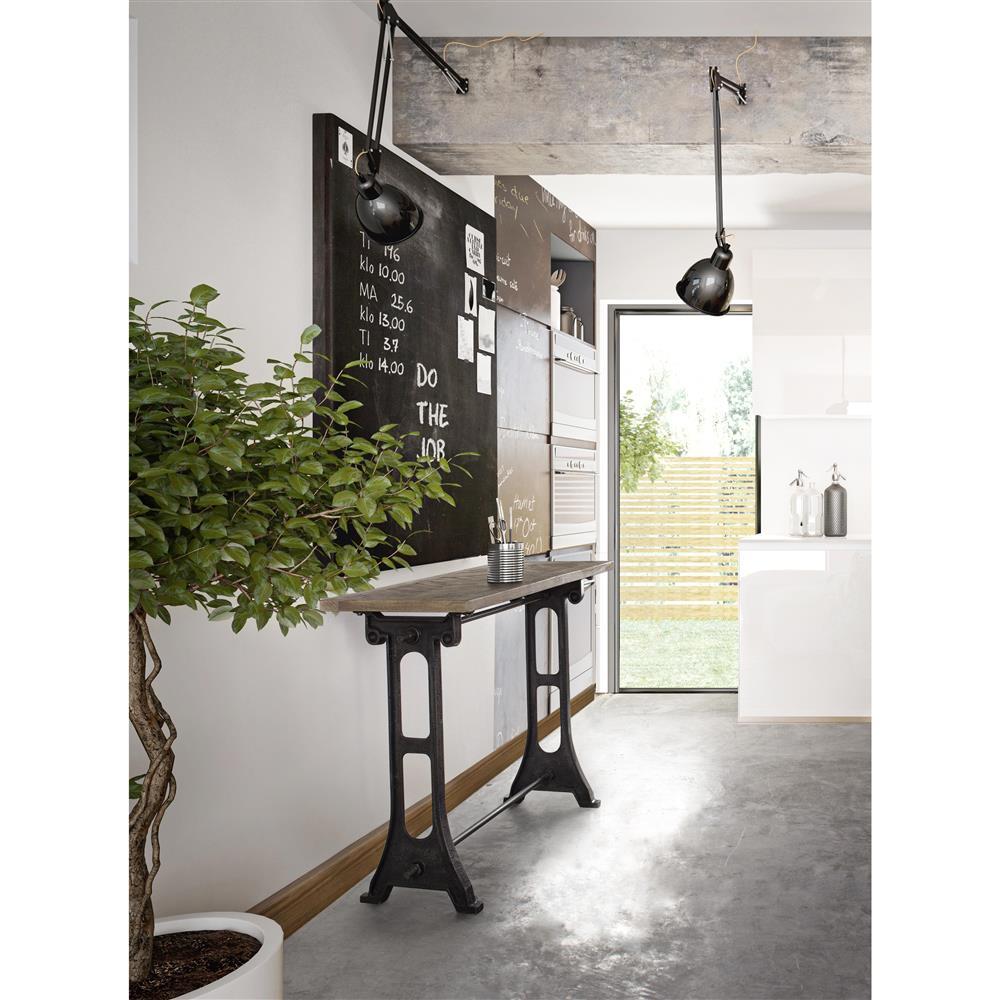 Consolle rustica legno ferro outlet arredo design for Consolle design outlet