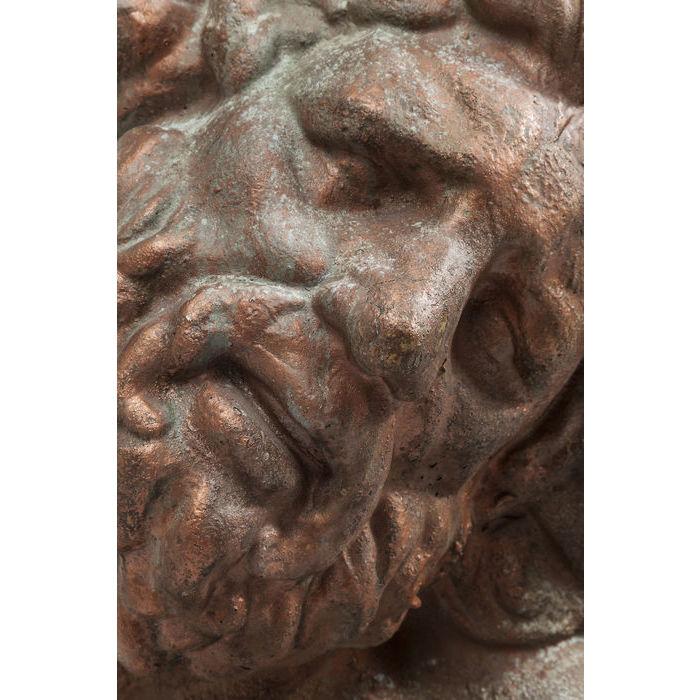 Scultura busto classico resina outlet arredo design for Outlet arredo design brescia bs
