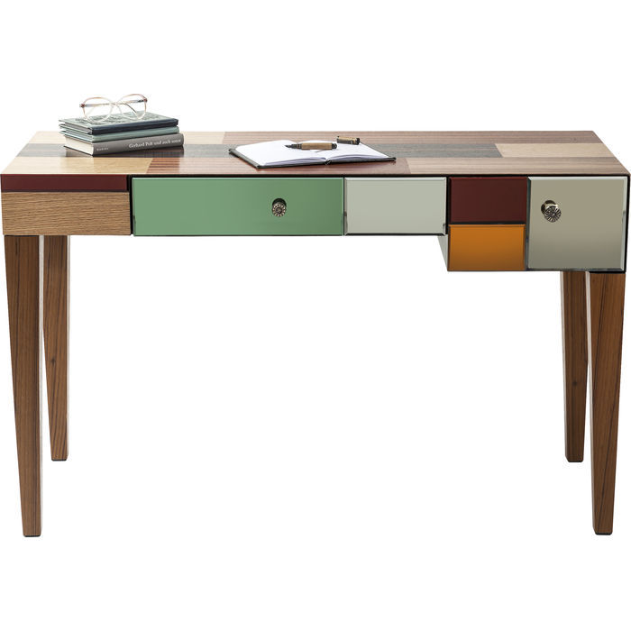 Tavoli sedie sgabelli shop outlet arredamento design for Consolle colorata