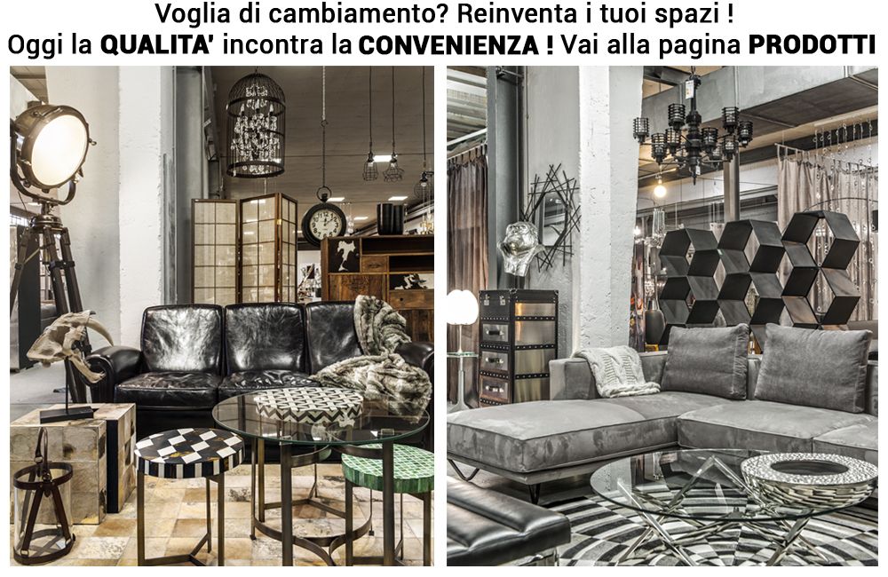 Arredamento design outlet tutto su ispirazione design casa for Outlet casa