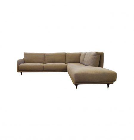 divano angolare elliot grigio